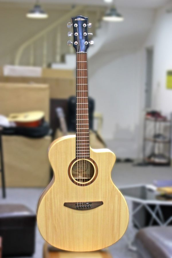 Đàn Guitar Acoustic Everest E60AC 1