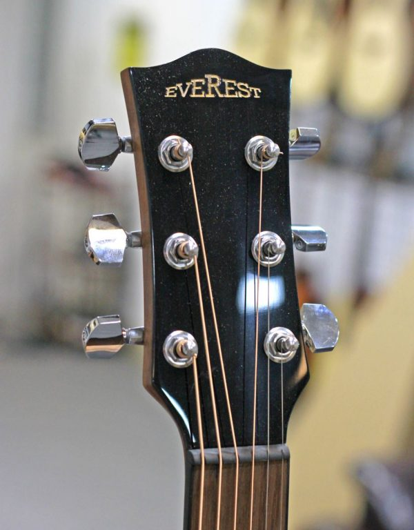 Đàn Guitar Acoustic Everest E60AC 4