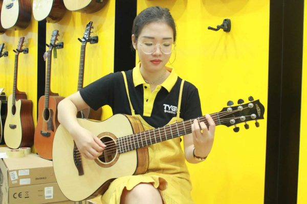 Đàn Guitar Mini Everest E36MC 6